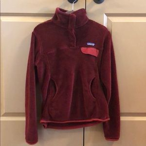 Patagonia Re- Tool Snap Pullover Fleece